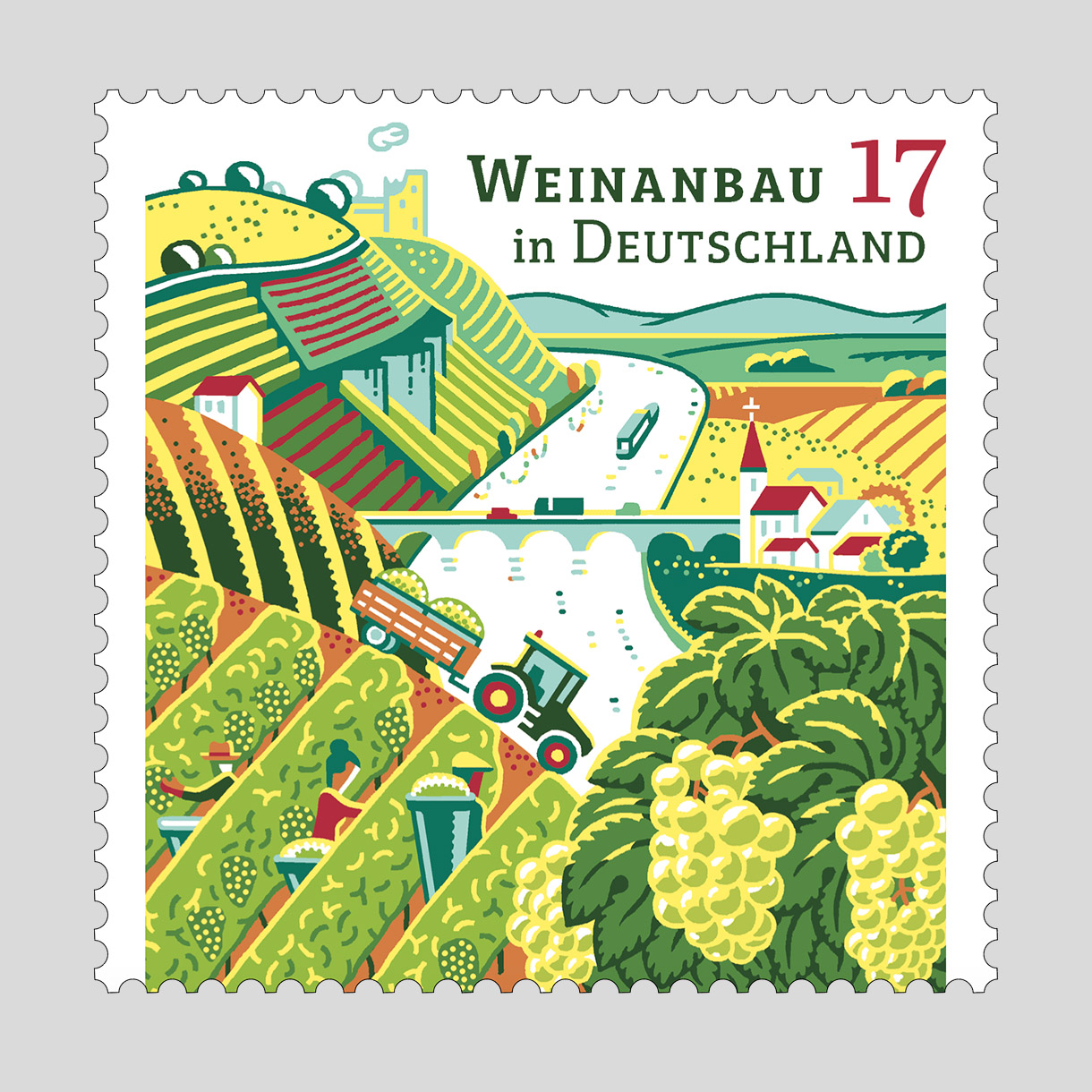 Weinanbau in Deutschland