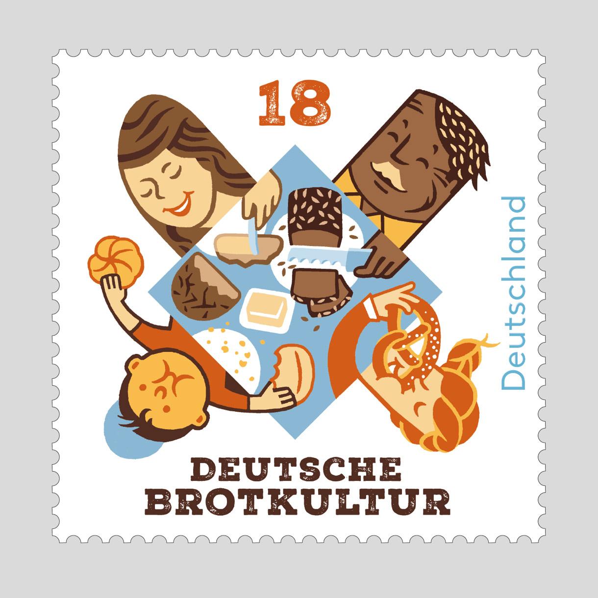 Deutsche Brotkultur