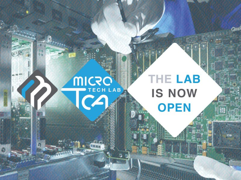 DESY mTCA Tech Lab